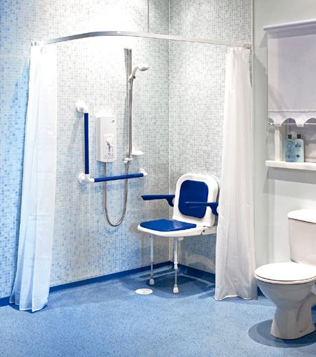 M L Associates Ltd D 39 Nomyar Interiors Special Needs Bathrooms